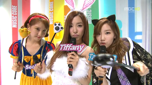 MBC Music Core 10.27.12