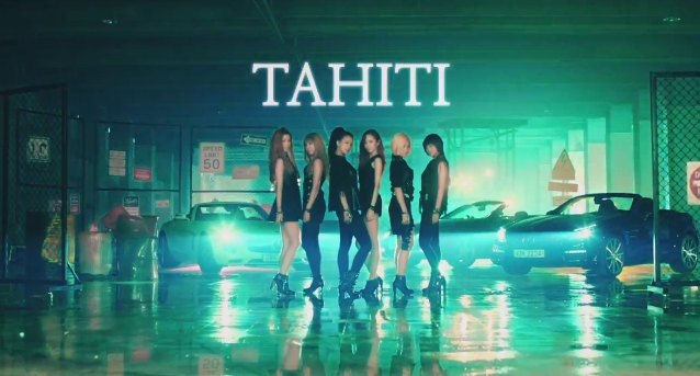 "TAHITI Releases MV Teasers for Comeback Single ""Hasta Luego"""