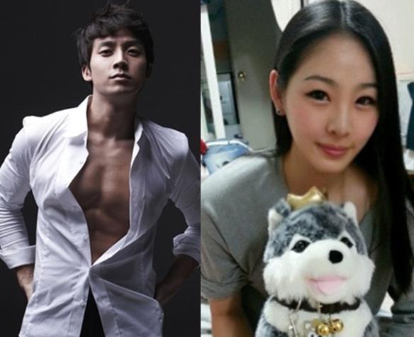 Comedian Heo Kyung Hwan in a Relationship with Rhythmic Gymnast Shin Soo Ji