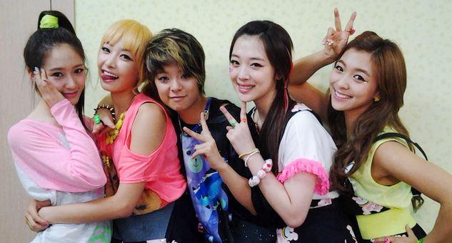 f(x) Members Avoid ID Picture Embarrassment | Soompi F(x) Members