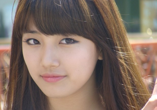 "miss A's Suzy is a ""Baseball Goddess"""