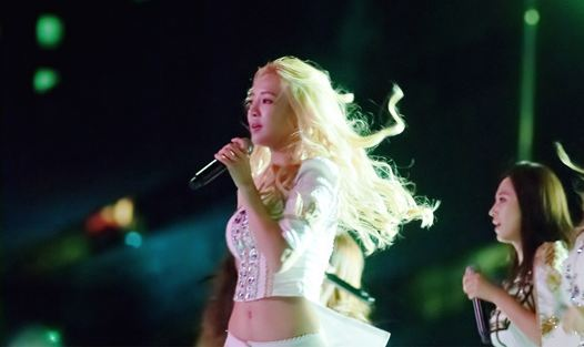 Girls' Generation's Hyoyeon Dated Two and a Half Men?!