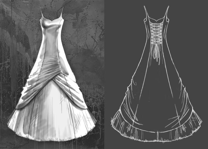 12 Gorgeous Female Celebs in Wedding Dresses