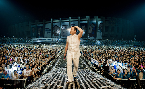 PSY to Write English Songs for U.S. Debut Album