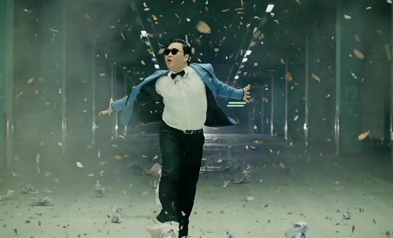 """UN Chief Proud of """"Gangnam Style"""" for Promoting World Peace"""