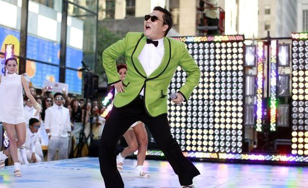 "Psy's ""Gangnam Style"" Ranks 2nd on Billboard Once Again and 1st on Chinese Music Chart"
