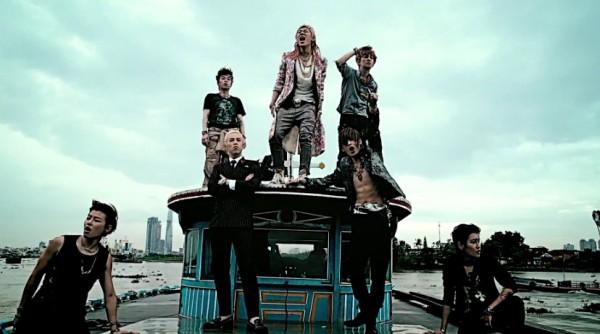 "Block B Releases ""NILLILI MAMBO"" Music Video"