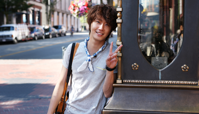 Jung Il Woo's Chinese Fans Create Top Notch Dining Experience