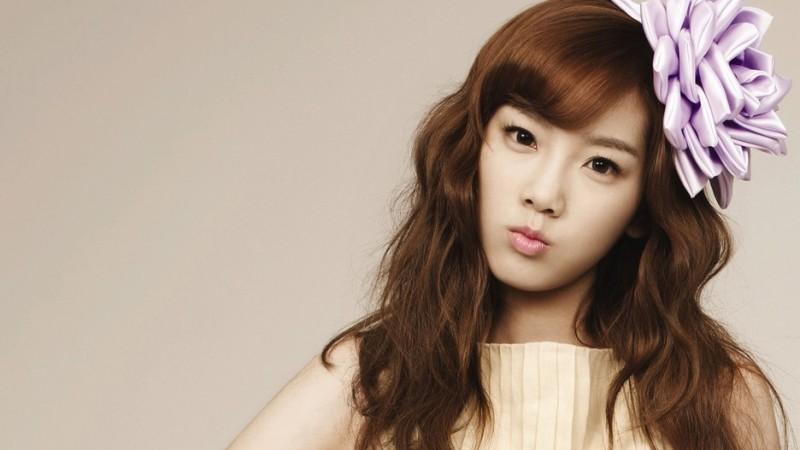 Girls' Generation's Taeyeon Is A Sleeping Beauty