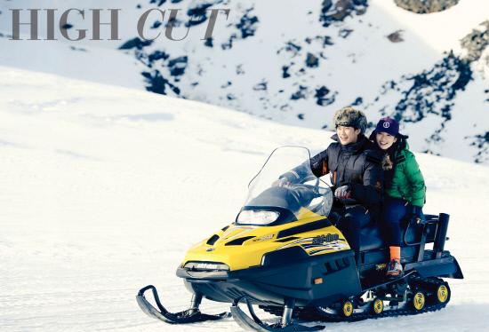 Suzy and Kim Soo Hyun Take Couple Shots for High Cut Magazine