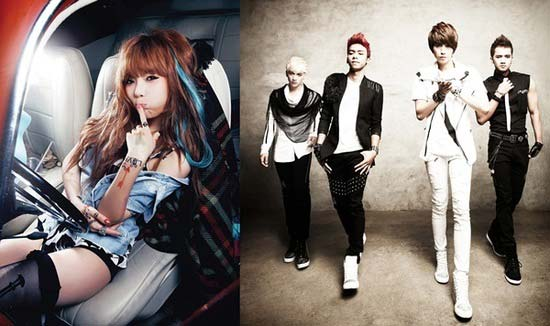 HyunA to Feature in a Rookie Indonesian Idol Group's Debut Track