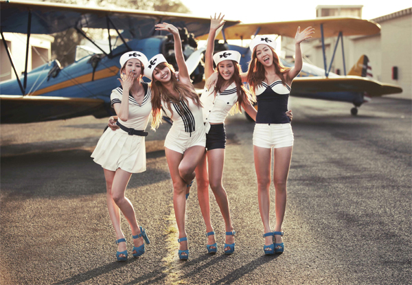 SISTAR to Transform into Sexy Showgirls at 2012 Style Icon Awards