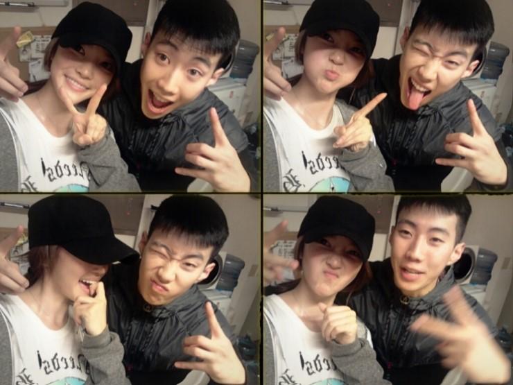Jay Park and NS Yoon-Ji's Friendly Selca Stirs Dating Rumors?