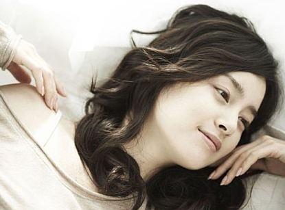 Kim Tae Hee's Beaming Smile Could Melt Arctic Glaciers