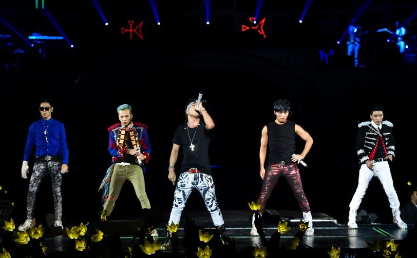 [Concert Review] Big Bang Alive Galaxy World Tour 2012 in Singapore
