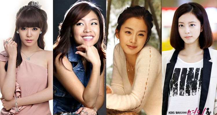 Which Female Celebrity Would You Want as Your English Teacher?