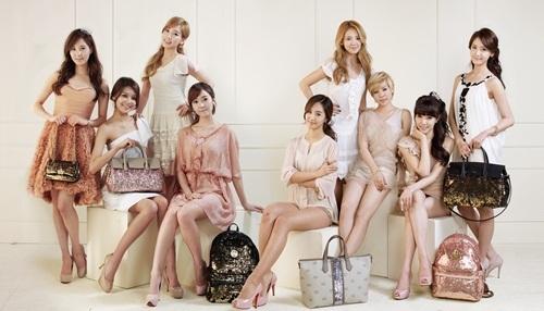 "Girls' Generation Stuns in ""G-STAR RAW JAPAN"" Photoshoot"