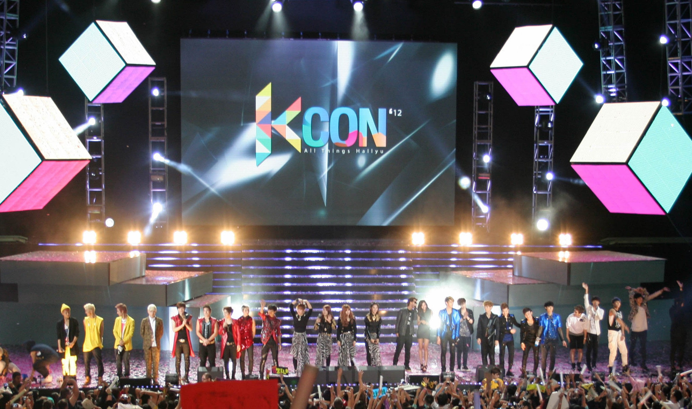 [Event Review] KCON 2012 in Irvine