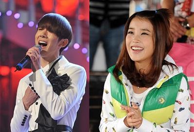 IU's Next Duet Partner Is 2AM's Jo Kwon?