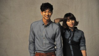 Lee Min Jung and Gong Yoo for photoshoot (F)