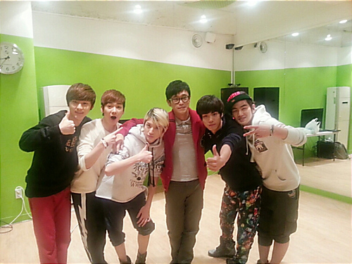 "NU'EST's Baekho: ""Boss, We Love You"""
