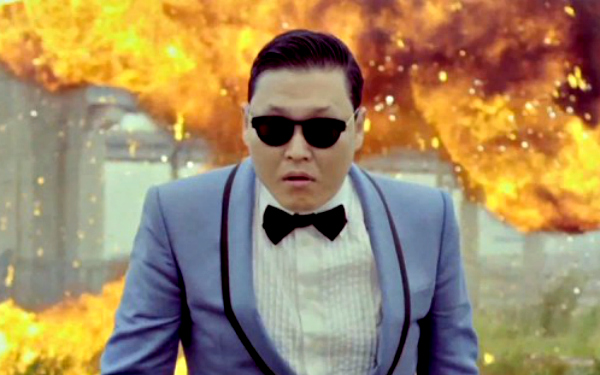 "PSY's ""Gangnam Style"" Seen over 600 Million Times Now"