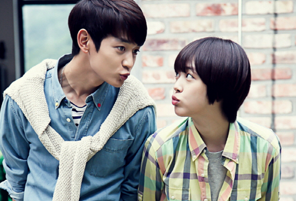 """SHINee's Minho and f(x)'s Sulli Say Their Goodbyes to """"To the Beautiful You"""""""