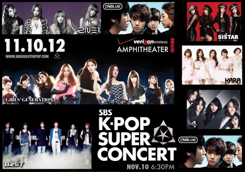 SBS Super K-Pop Concert in America is Back!