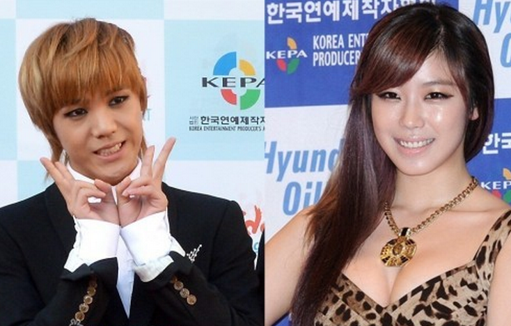 MBLAQ's Mir Thinks of Secret's Hyosung Before He Sleeps?!
