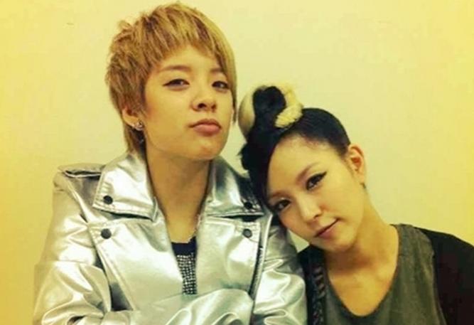 """f(x)'s Amber Calls BoA """"Nuna"""""""