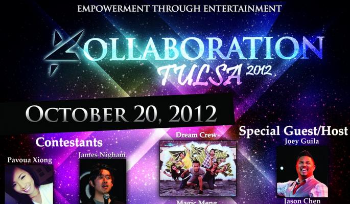 Kollaboration Tulsa Is Right Around the Corner!