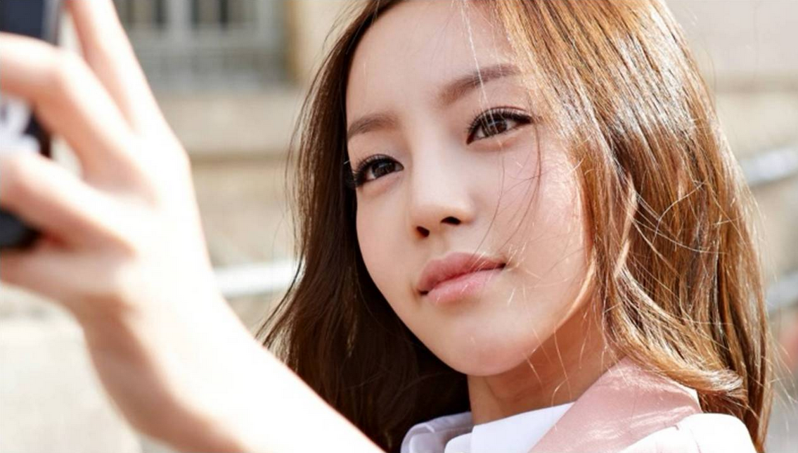 Kara's Goo Hara Shares Her Secret to Her Flawless Skin