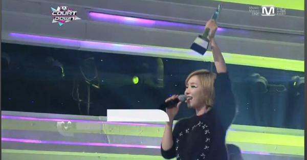 Mnet M! Countdown – October 18, 2012