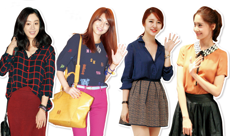 [Ceci] Who? What? Wear? Celebrity Fall Fashion ft. Yoon Eun Hye, YoonA, and More!