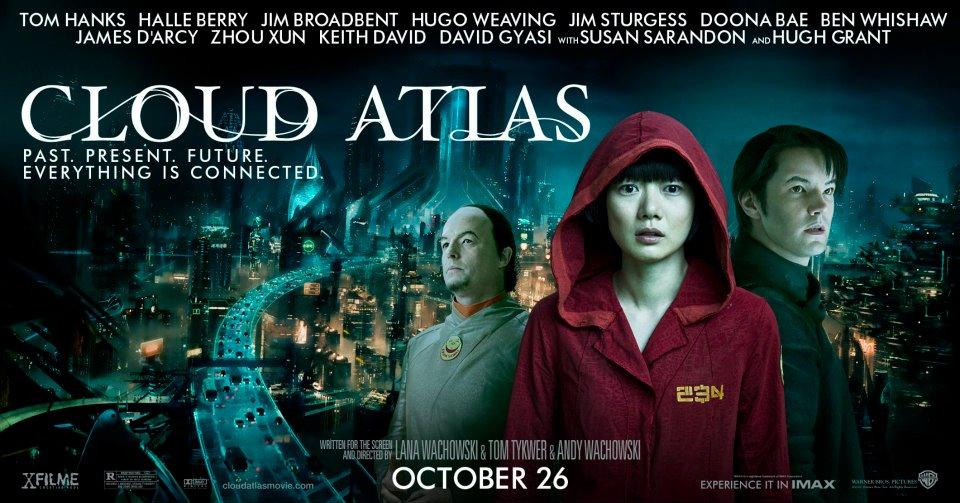 "[Exclusive] ""Cloud Atlas"" Movie Screening Giveaway (San Francisco)"