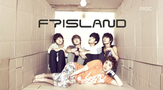 """FT Island Performs Goodbye Stage for """"I Wish"""" on Music Core"""