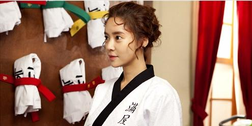"Hwang Jung Eum Looks Cute in Aikido Uniform for ""Full House Take 2"""