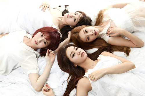 Girl's Day Hits the Highest on Music Charts