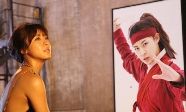 Ha Ji Won's Timeless Beauty in Olay Commercial
