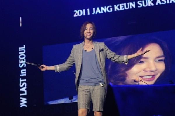 Jang Geun Suk's Asian Tour Attracted 115,000 Fans Already