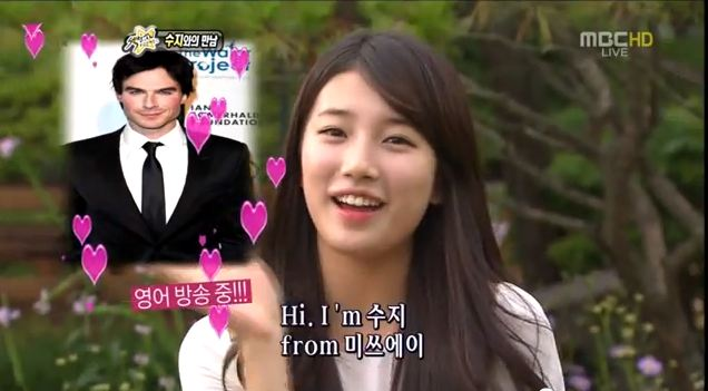 miss A's Suzy Can't Live without Damon?!