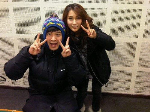 Kara's Gyuri Celebrates SJ Shindong's Birthday