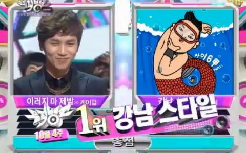 KBS Music Bank – 26 October, 2012