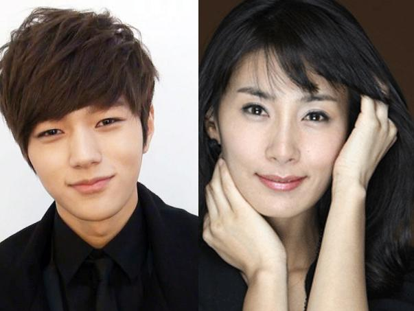 Infinite's L and Actress Kim Seo Hyung Look like Brother and Sister