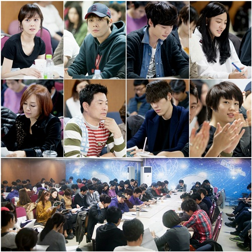 "Script Reading for ""School"" Takes Place and First Teaser Released"