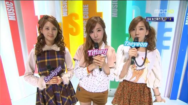 MBC Music Core 11.03.12