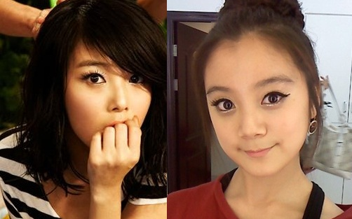 Wonder Girls' Yoobin and Hyerim Spotted in Apgujeong