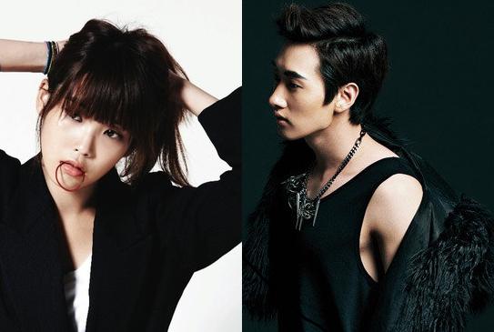 Netizens React to IU and Super Junior Eunhyuk's Twitter Photo