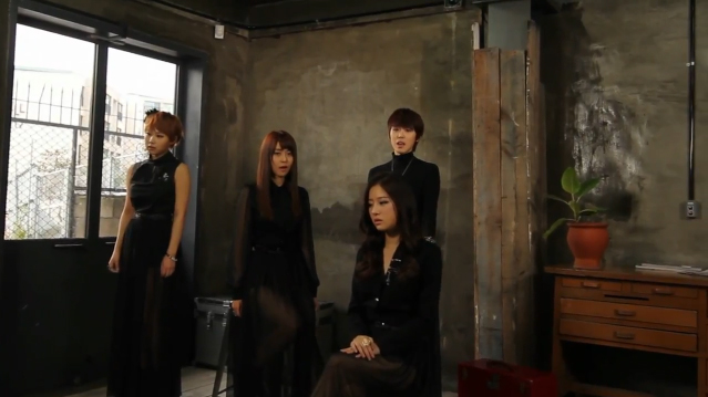 "New Girl Group The Seeya Releases Dance Ver. MV for ""Be With You"""