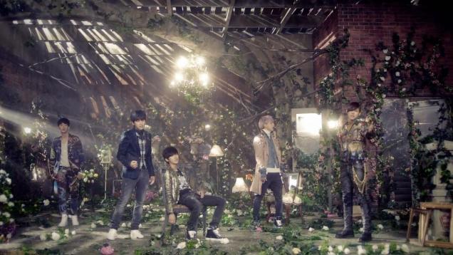 """B1A4 Reveals Comeback MV for """"Tried To Walk"""""""